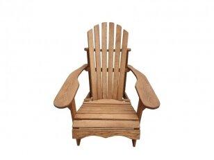 Kanadietiško stiliaus kėdė