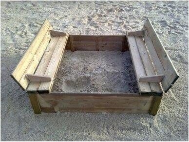 Maža smėlio dėžė 5