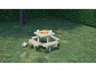 Vaikiškas stalas