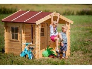 """Vaikų žaidimo namelis """"Vėjas"""""""