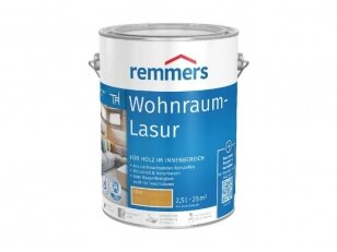 Vidaus medienos lazūra Remmers Wohnraum lasur