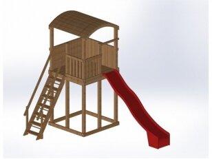 Vaikų žaidimų aikštelė ''Mauglis''